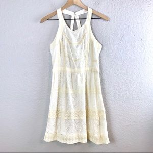 American Eagle Lace Sun Dress